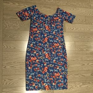 Women's floral dress by guilty